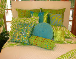 Lime Green Bedroom Zebra Print And Lime Green Bedroom Ideas