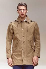 flexibility men s brown jackets jack london cotton anorak in breathability