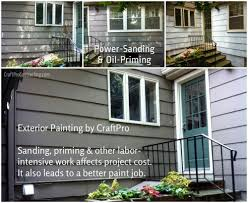 exterior painting cost in best house affected by prep work jpg ssl