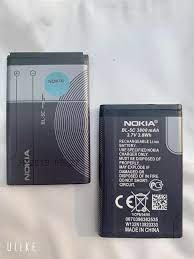 Pin Nokia BL 5C Dung Lượng 3500mAh 37v Cam Kết Pin Đúng Hình (Loại 2ic  Chống Phù)