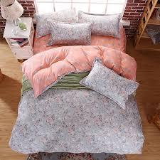 whole 2017 home bedding duvet cover set super king bedclothes grey flat sheet s bedding set 5 size bed linens ab side duvet cover pink duvet cover