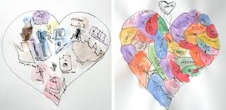 map of my heart playful learning Heart Map For Writers Workshop was the launch of writer's workshop often, the lesson that initiated our yearlong writing curriculum, involved the creation of a \u201cmap of my heart\u201d, Writing Heart Map Printable