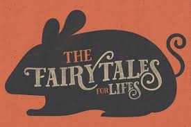 Life Font Tell Your Story With The Fairy Tales Font Bonus Vector Animal