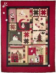 Block of the Month Christmas Quilt &  Adamdwight.com