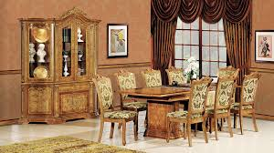 Traditional Dining Room Furniture Recous