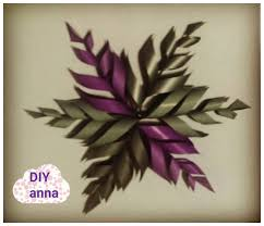 Paper Crafts For Christmas Christmas Decoration Paper Craft Diy Ideas Tutorial Uradi Sam