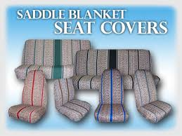 toyota saddle blanket seat covers