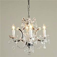 mini crystal chandelier image of small chandelier for bathroom mini crystal chandelier under 100