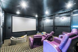 Home Theater Design Dallas Interesting Design