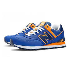new balance shoes 574 mens. new balance shoes canada: nb 574 men\u0027s royal blue/orange/navy ml574ppb mens