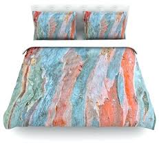 orange and blue duvet cover sanders beach dreams orange blue duvet cover cotton blue and orange
