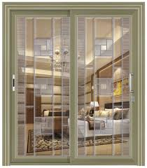 directly factory aluminium sliding doors design with competitive