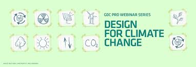 s professional association for design pro webinar design for climate change