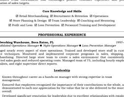 Qa Resume With Retail Experience Resume Terrific Outline For A Job Awful  Samples and Manager Resume