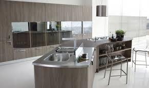 Kitchen Furnishing Kitchen Fantastic Decorating Metal Stainless Steel Of Italian