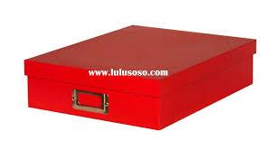Cardboard Storage Box Decorative Decorative Cardboard Storage Box With Lid 18