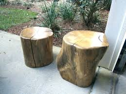 fullsize of stupendous tree stump furniture cfee trunk uk coffee table diy ideas tree stump furniture