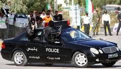 شلیک مرگبار به قاچاقچی در تعقیب و گریز خیابانی  پلیس تهران