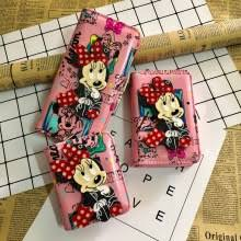 Женский <b>кошелек Disney Minnie mouse</b>, кошелек из ...
