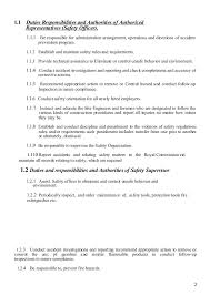 Safety Plan Stunning Safety Plan