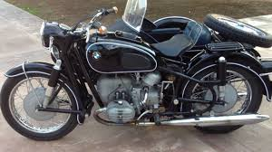 1965 bmw r60 with side car for sale youtube