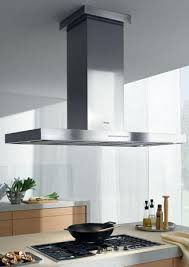 Miele high output adjustable vent hood.
