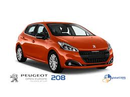 2018 peugeot 208. wonderful 2018 peugeot open europe 208  as a tourist visit in brandnew with 2018 peugeot