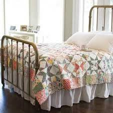 242 best Free Quilt Patterns & Projects images on Pinterest ... & Starring Repros - full size quilt pattern designed by Sarah Maxwell and  Dolores Smith of Homestead Hearth Featured in McCall's Quilting May/June  2015 Adamdwight.com