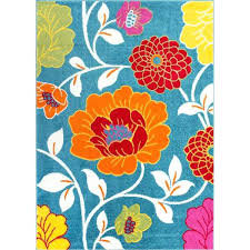 orange and green rug well woven bright flowers area rug orange and green rug runner