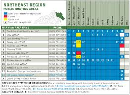 Hunting Season Chart Kentucky Department Of Fish Wildlife Hunting