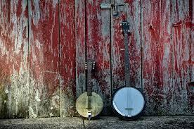 banjo barn door