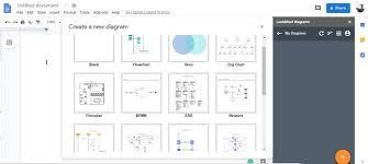 How To Make Google Docs Flowchart Using Diagram