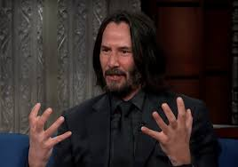 Keanu Reeves Has A Profound Take On The Afterlife Dazed