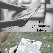 The Journalism Salute
