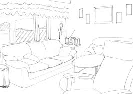 fancy couch drawing. Fantastic Drawings Of Living Rooms 93 Concerning Remodel Interior Decorating Home With Fancy Couch Drawing