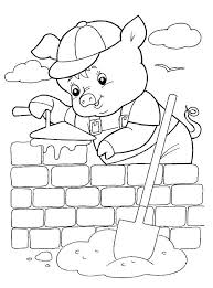 Printable Pig Coloring Pages Zupa Miljevcicom