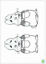 Small Picture Max Ruby Coloring Pages Coloring Home