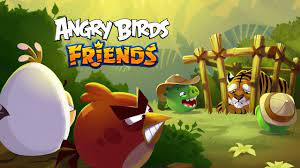 Angry Birds Friends Mod Latest Version Free Download | Angry birds, Birds, Angry  bird