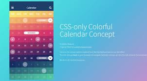Calendar Templates For Websites 20 Top Rated Free Calendar Templates Web Design Inspiration
