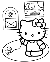 23 construction truck coloring pages images. Free Printable Hello Kitty Coloring Pages For Kids