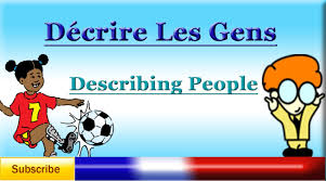 french lesson 51 describing someone physical appearance french lesson 51 describing someone physical appearance characteristics vocabulary