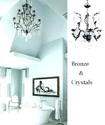 chandeliers for bathroom mini crystal chandeliers for bathroom or crystal chandelier for bathroom appealing chandelier bathroom chandeliers for bathroom