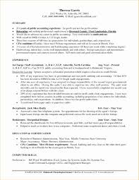 Accounting Resume Format Free Download Accounting Resume Format Free Download New Great Administrative 60