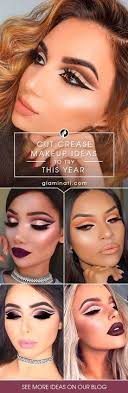 are you searching for some trendy makeup ideas we have collected amazing pictures of cut crease makeup looks which are quite trendy this season