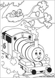 percy the train coloring pages