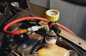diagnosing engine overheating and uncommon cooling system problems the mv4530 cooling system pressure test kit from mityvac includes a high pressure pump and four adapters for connecting to the cooling system of most u s