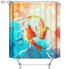 kids shower curtains yo sea shower curtains fish bathroom curtain shower curtains kids shower curtain curtain