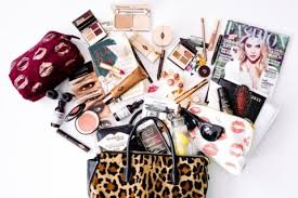 what s in your bag charlotte tilbury