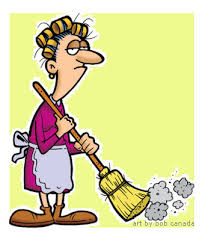Image result for people sweeping