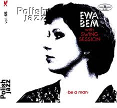 <b>Ewa Bem With</b> Swing Session: Be A Man [CD]